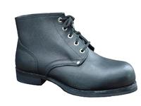 Ботинки рабочие, подошва: гвоздевая