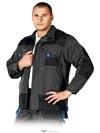 """Куртка рабочая """"FORMEN"""" цв. серый/черный"""