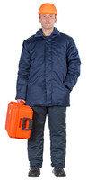 Куртка утепленная рабочая ватная тк. грета