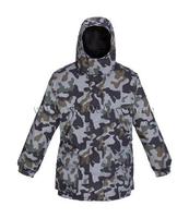 Куртка утепленная рабочая «Вольф» тк. оксфорд цв. камуфлир.