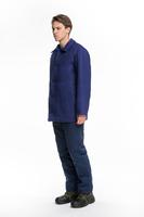Куртка утепленная рабочая ватная, тк. диагональ