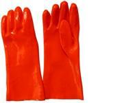 Перчатки х/б основа, покрытая ПВХ 35 см