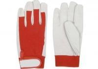 Перчатки комбинированные «Флекси» тонк. кожа