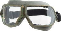 Очки защитные с прям.вентиляцией ЗП1-У, закрытые